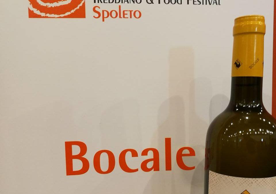 "Umbria Bianco Doc Bocale trionfa a ""DeGusto Spoleto"""